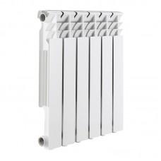 Радиатор алюминиевый 500/96 (160 Вт) ROMMER PLUS