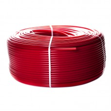 Труба 16х2,0 PE-Xa EVOH из сшитого полиэтилена, красная(STOUT)