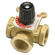 3-х ходовой смесительный клапан 1″ KVs 12 м3/ч ST
