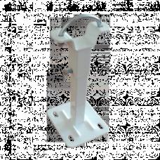 Кронштейн напольный для секционных радиаторов, стойка с хомутом