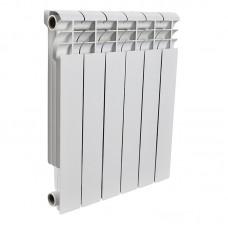 Радиатор алюминиевый 500/80 (166 Вт) ROMMER PROFI