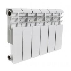 Радиатор алюминиевый 200/96 ( 120 Вт) ROMMER PLUS