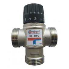 Клапан термостатический смесительный G 1