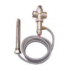 Клапан защитный для твердотопливного котла STS 20 (L=1300mm)Т=97С