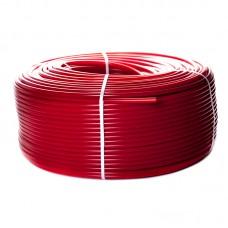 Труба 16х2,0 из сшитого полиэтилена, красная(РТК)