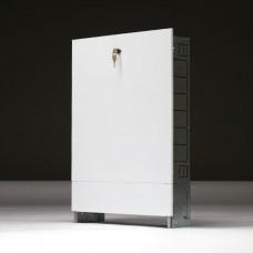 Шкаф распределительный встроенный ШРВ1 (670x125-195x494) 1-5 вых (ГРОТА)