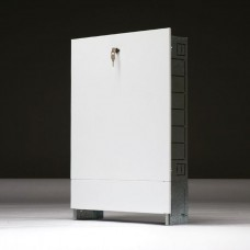Шкаф распределительный встроенный ШРВ6 (670x125-195x1194) 17-18 вых (ГРОТА)