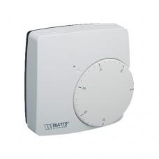 Термостат комнатный электронный WFHT-DUAL  датчик «в пол» L=3 м (Н.О./Н.З.) 24 W